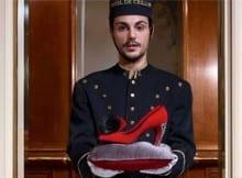 Louis Vuitton: Nuevos Zapatos Victorianos.