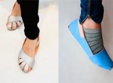 Zapatos imprimibles, una forma de resolver el problema de calzado en el mundo.