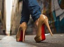 Nuevo trabajo, nuevos zapatos