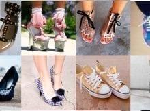Intenta caminar en mis zapatos