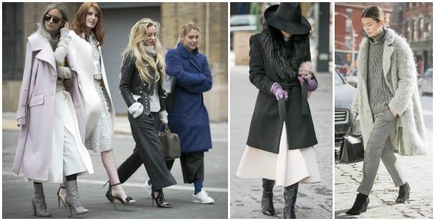 New York Fashion Week 2015-16 Colecciones alegres y femeninas