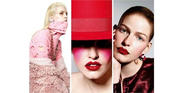 Los colores femeninos del 2015