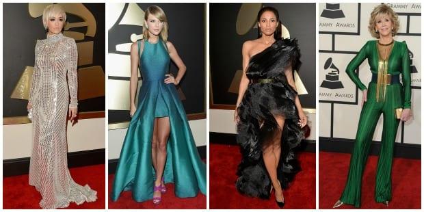 Grammy´s 2015 Elegantes y excéntricos