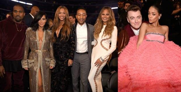 Grammy 2015. Memes y Momentos inquietantes