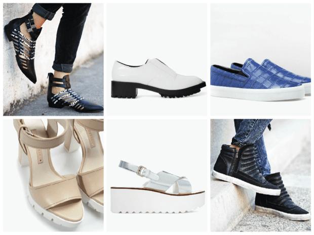 shoes desc