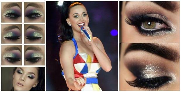 Destellos de glitter, Makeup inspirado en Katy Perry