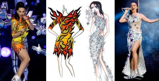 Katy Perry rugió en el Super Bowl