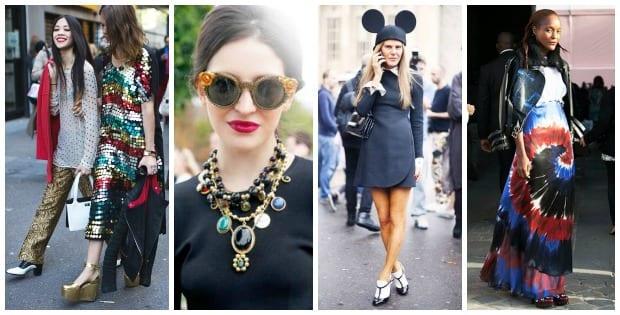 Personalidad y estilo, mujeres auténticas