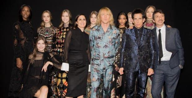 Zoolander 2 y Valentino en el Fashion Week de París