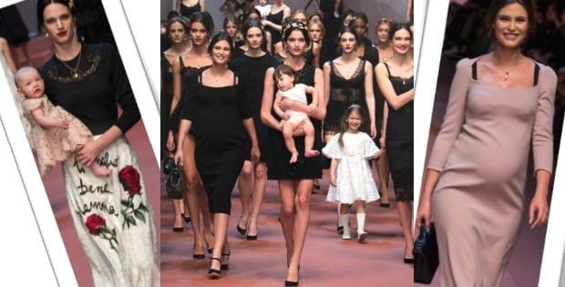 "Dolce & Gabbana ""Mamma Mia"""