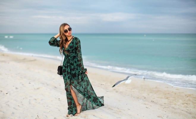 Outfits para un día de playa
