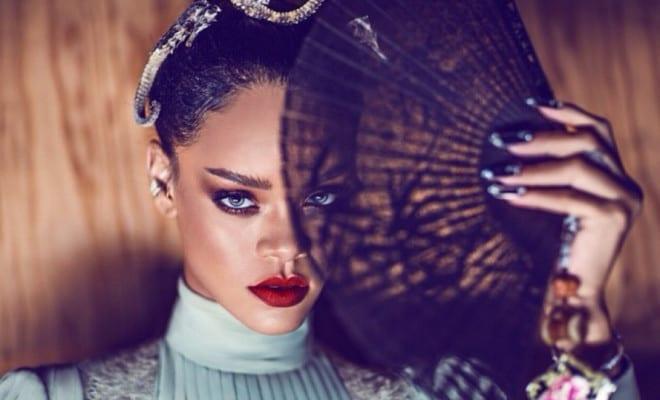 Rihanna Lanza Línea de Tatuajes