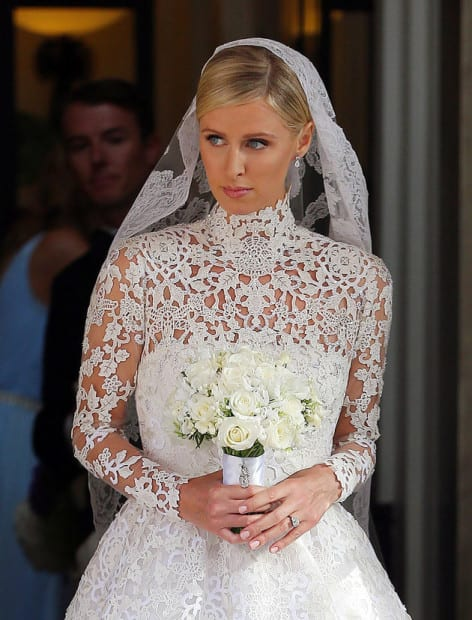 Bride to be Nicky Hilton leaving Claridges Hotel in London. Pictured: Nicky Hilton Ref: SPL1075673  100715   Picture by: Gotcha Images / Splash News Splash News and Pictures Los Angeles:310-821-2666 New York:212-619-2666 London:870-934-2666 photodesk@splashnews.com
