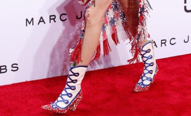 Zapatos de Pasarela