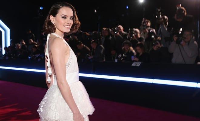 Moda en la Premiere de Star Wars