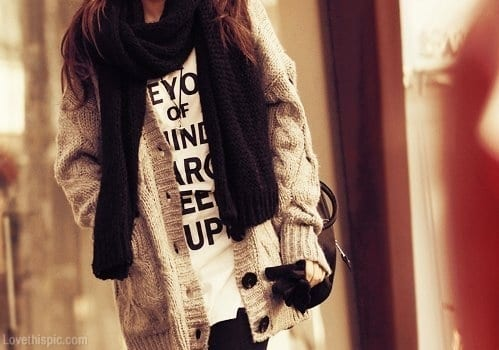 10 Outfits Cool con Sweater!