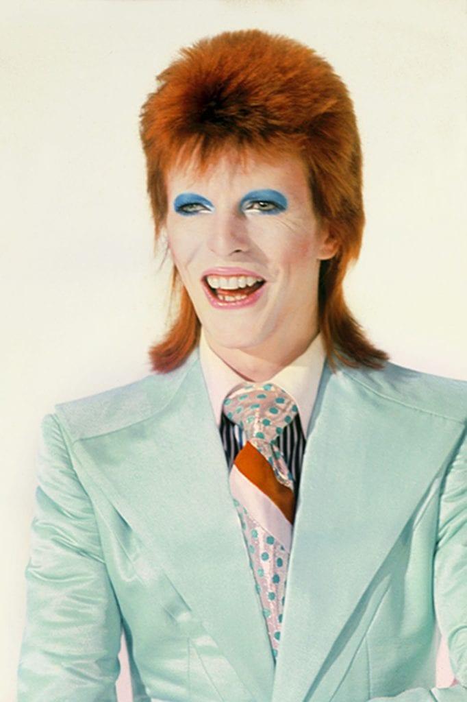 Full-on Ziggy 1974, Londres