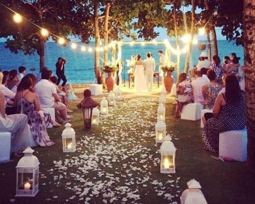 ¿Estás por casarte? Checa estas ideas para lograr una boda muy diferente einolvidable.