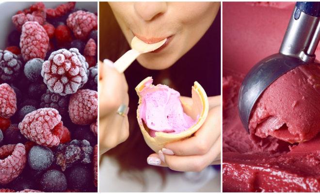 DIY Helado completamente natural y sin azúcar, ¡date un gusto cuidando tus curvas!