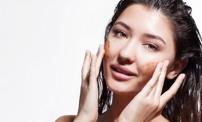 Exfoliante suave para tu rostro