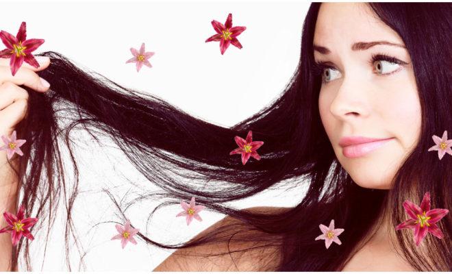 DIY Mascarilla para el cabello quebradizo.