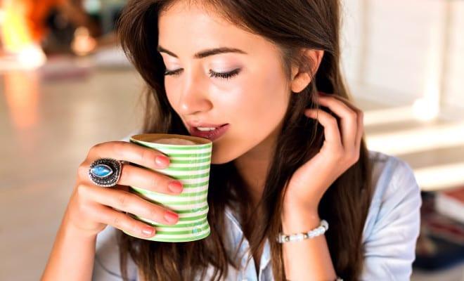 Los beneficios de tomar té.