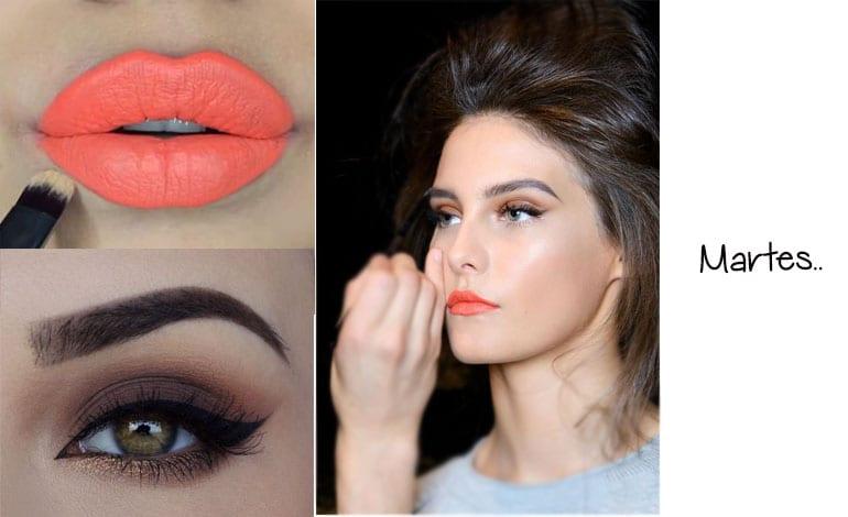 martes makeup