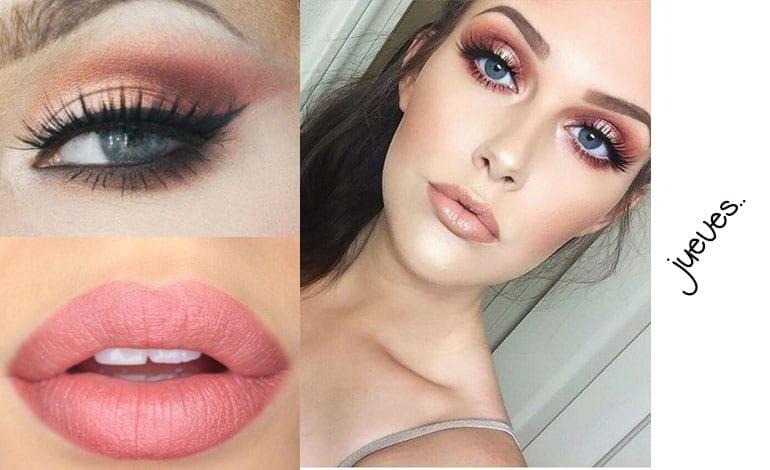 jueves makeup