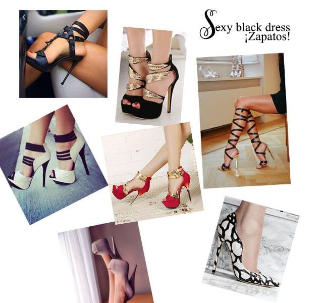 little black dress shoes