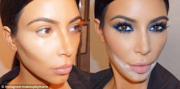 Perfecciona tu maquillaje con la técnica del sandbagging.