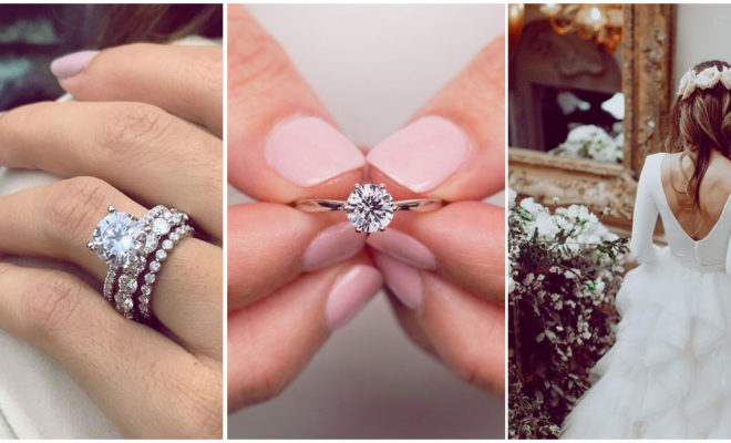 Los anillos de compromiso más elegantes, ¿cuál escogerías para presumir?