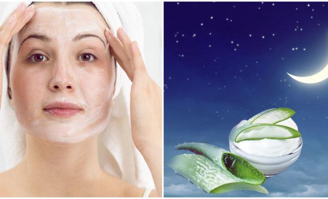 DIY Mascarilla nocturna para tu piel reseca