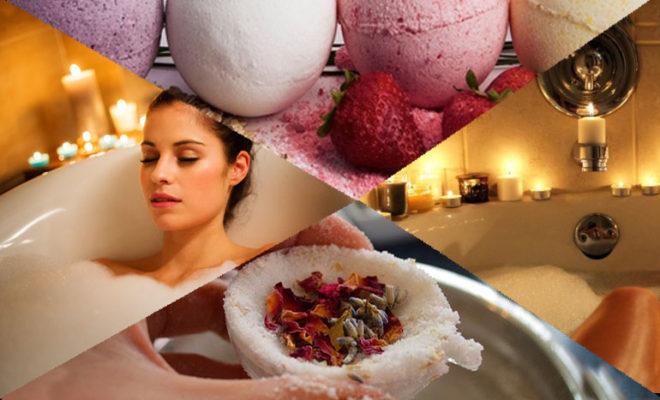 DIY  ¿Lista para el baño más relajante de tu semana?