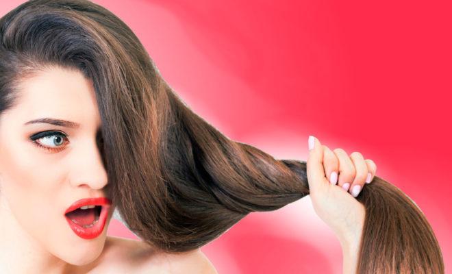 6 formas de hacer crecer tu cabello más rápido, de forma natural.