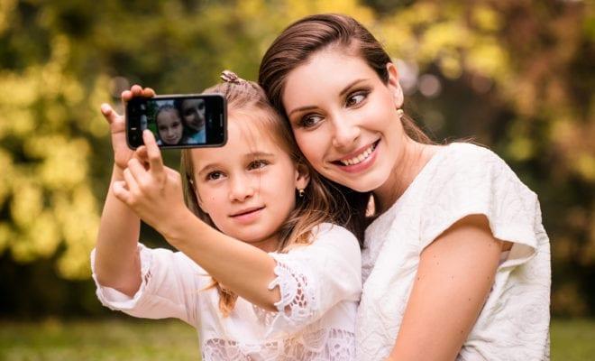 8 Señales que indican que eres una mamá MODERNA.
