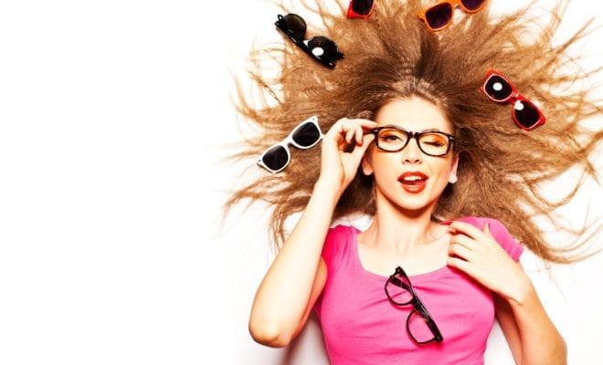 Makeup para chicas que usan LENTES, ¡es súper RÁPIDO!