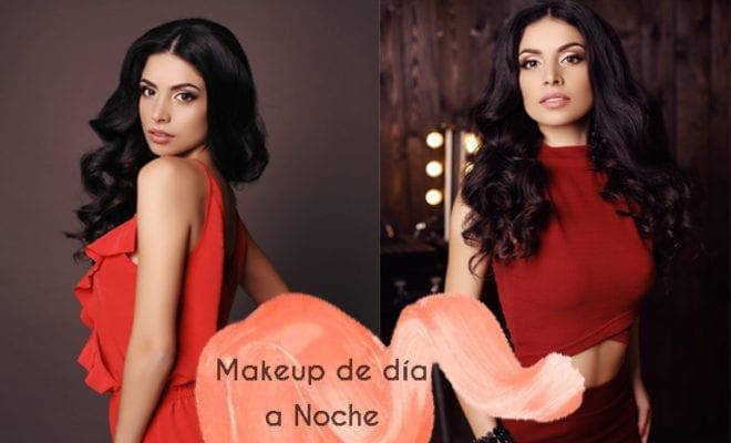 ¡Cambia tu make up de día a noche en SÓLO 7 sencillos pasos!