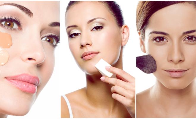 Las mejores herramientas para aplicar tu base de maquillaje