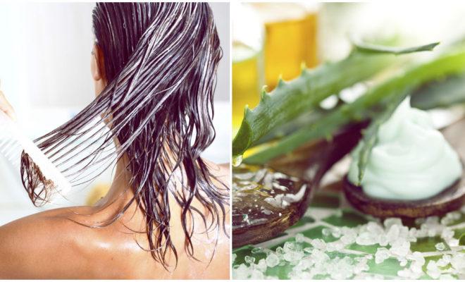 DIY Mascarilla natural para que tu cabello crezca rápido