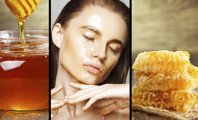 Lavarte la cara con miel puede tener grandes resultados
