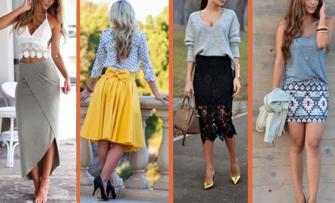 La falda perfecta para tu tipo de cadera