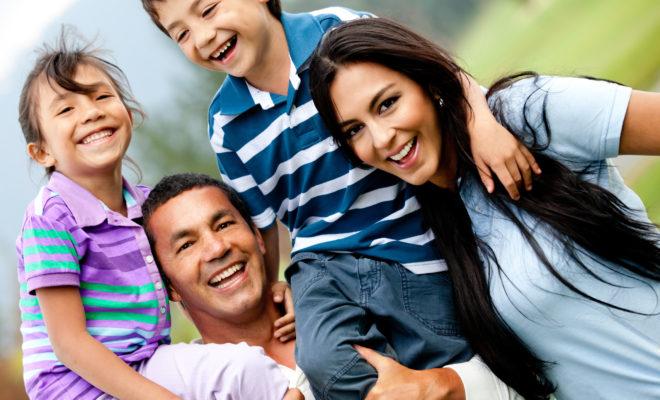 Actividades que puedes hacer con tus hijos para que sean más felices.