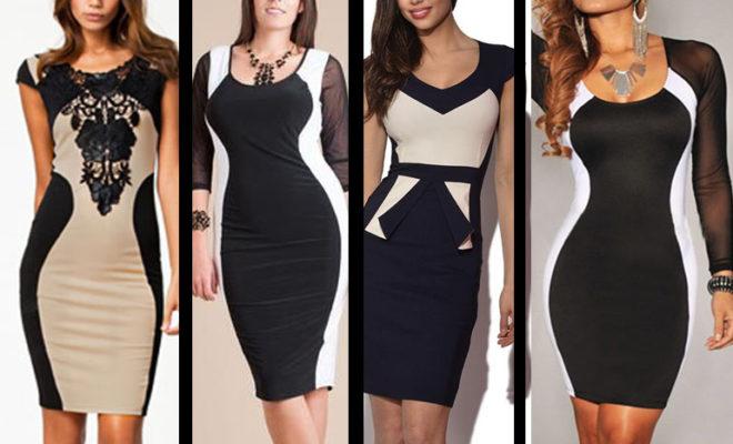Este vestido te dará las curvas más SEXYS con sólo ponértelo.