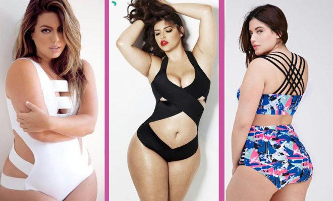 ¡¡Nuestro top de 5 trajes de baño para chicas curvy!!
