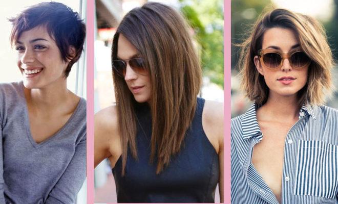 Cortes de cabello que te harán lucir más joven y a la moda.