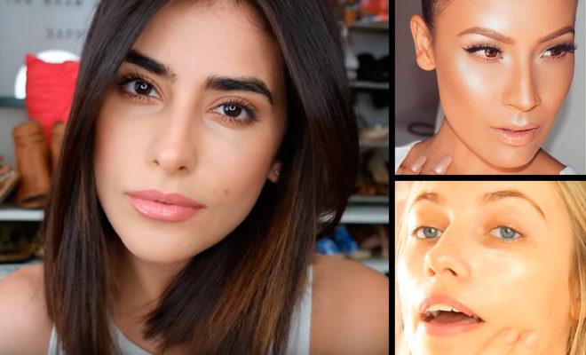 Cómo maquillarte sin usar base, ¡te verás supernatural!