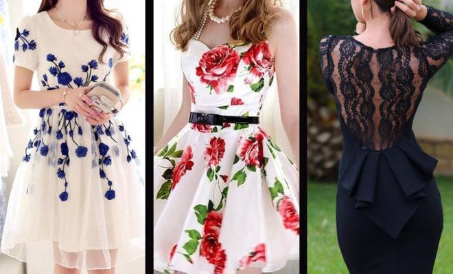 El mejor vestido corto para tu estilo