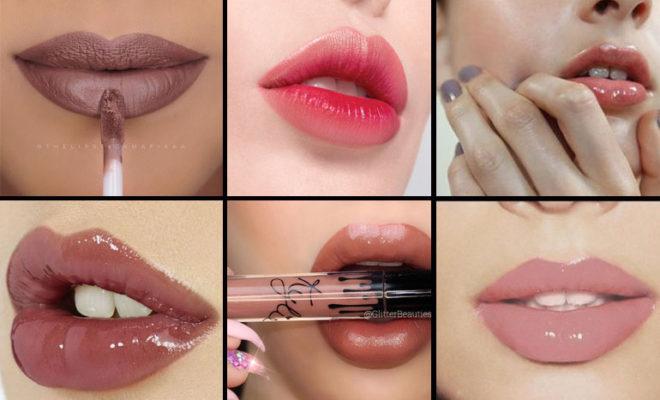 Consigue unos labios más voluminosos con maquillaje