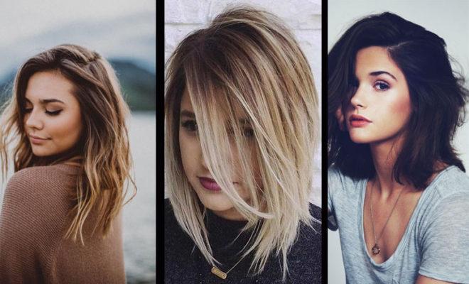 ¿Tienes demasiado cabello? ¡Estos cortes son para ti!