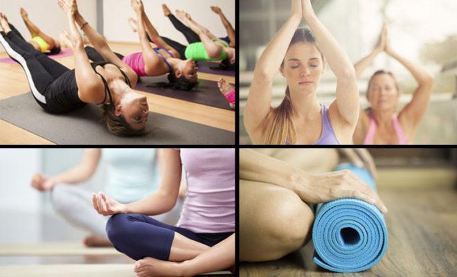7 posturas de yoga que te ayudarán a trabajar tus curvas
